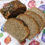 Blyskawiczny chleb domowy...