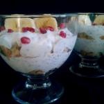 Pudding chia z owocami