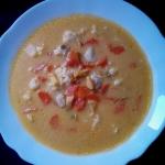 Zupa curry z kurczakiem,...