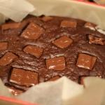 Cukiniowe Brownie