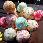Cake pops-kuleczki z cias...