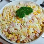 Salatka krolewska z anana...