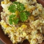 Salatka z mlodych ziemnia...