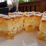 Cytrynowe ciasto z brzosk...