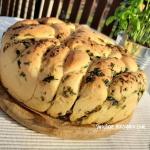 Chlebek ziołowo-...