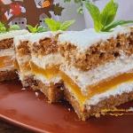 Marchewkowe ciasto z...