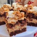Ciasto krówkowe -...