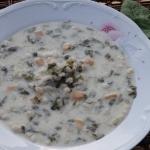 Zupa szczawiowa z peczaki...