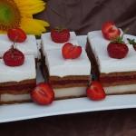 Ciasto truskawkowe na her...