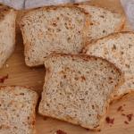 Drożdżowy chleb...