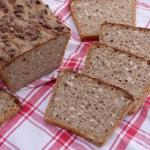 Chleb orkiszowo-zytni
