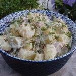 Wielkanocna salatka ziemn...