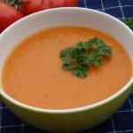 Zupa krem z pomidorow i c...