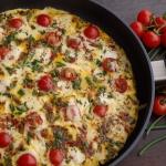 Rodzinny omlet z...