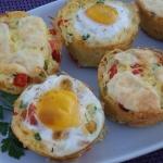 Makaronowe muffiny