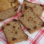 Chleb zytni z bakaliami (...