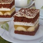 Ciasto Jamajka