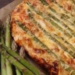 Pizza z zielonymi...