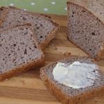 Chleb pszenno-gryczany...