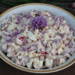 Wiosenna sałatka...