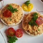 Pasta serowo-szprotkowa