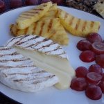 Grillowany camembert w...