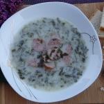 Zupa szczawiowo-pokrzywow...