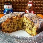 Keks (Dundee Cake)