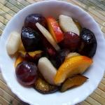 Sałatka owocowa ze...