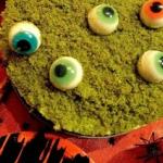 Straszne ciasto na Hallow...