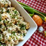 Wielkanocna salatka chrza...