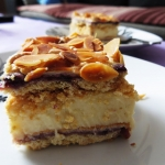 Ciasto Pani Walewska.