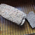 Chleb żytnio-pszenny.