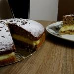 Ciasto Waniliowe.