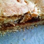 Ciasto jabłkowe z pigwą