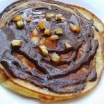 Pancakes z czekoladą