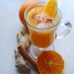 Napój pomarańczowy z...