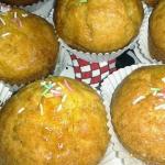 Muffinki marchewkowo...