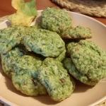 Zielone ciasteczka