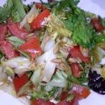 Salatka na bogato