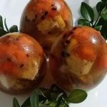 Jajka galaretki