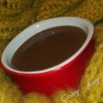 Gorąca czekolada z...