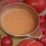 Pomidorowa ze świeżych...