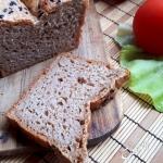 Chleb orkiszowy (bez...