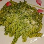 Pesto z zielonej...