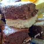 Mazurek czekoladowo -...
