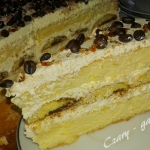 Tort pomarańczowo -...