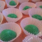 Zielone miętowe...