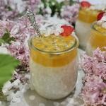 Sloneczny kokosowy puddin...