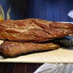 Wędzone filety z makreli